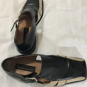 Stacy Adams Loafer Sandals Size 8.5